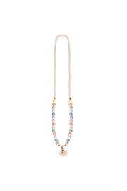 Great Pretenders  Boutique Pastel Shell Necklace - Product Mini Image