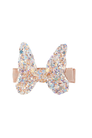 Great Pretenders  Boutique Rockstar Butterfly Hair Clip - Front full body