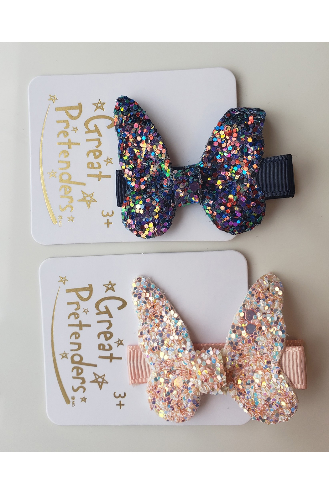 Great Pretenders  Boutique Rockstar Butterfly Hair Clip - Main Image