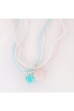 Great Pretenders  Boutique Rose Necklace - Product List Image