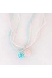 Great Pretenders  Boutique Rose Necklace - Product Mini Image