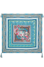 Johnny Was Collection Boutique Silk Scarf - Product Mini Image