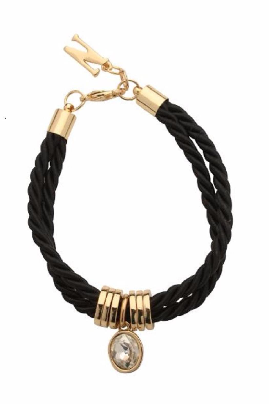 Boutique Tracey Gold Bracelets - Front Cropped Image