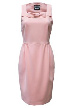 Shoptiques Product: Pink Bow Dress