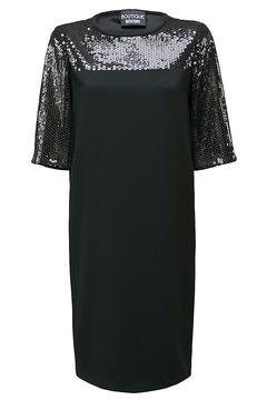 Shoptiques Product: Sequin Top Dress