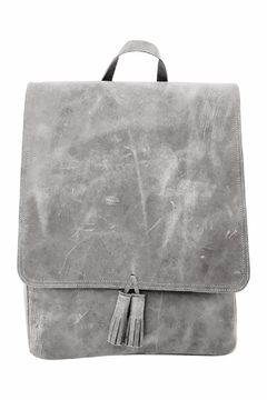 Boutonne All Leather Rucksack - Product List Image