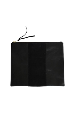 Shoptiques Product: Grande Nubuck Clutch