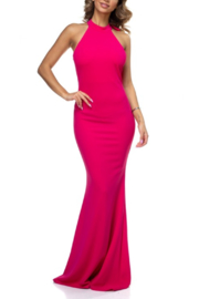 Ricarica Bow Back Ball Gown - Product Mini Image