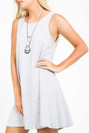 Very J Bow Back Dress - Product Mini Image