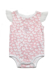 Kapital K Bow Back Onesie - Front cropped