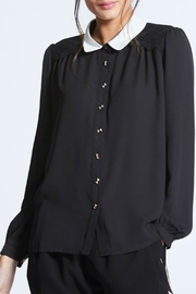 Angeleye London Bow Blouse - Product Mini Image
