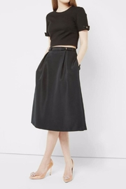 Ted Baker London Bow Flare Skirt - Product Mini Image