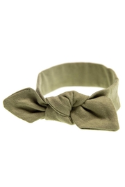 Embre Bow Headband - Front cropped