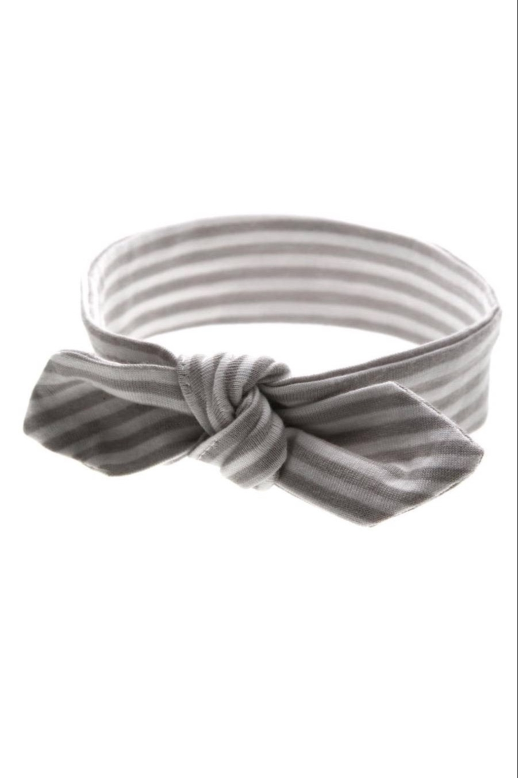 Embre Bow Headband - Front Cropped Image