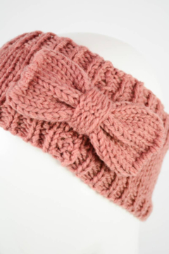 Shoptiques Product: Bow Knit Headband