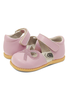 Livie & Luca Bow Lavender Mary Janes - Product List Image