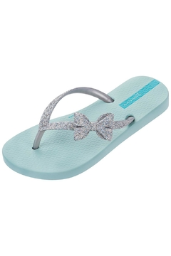 Shoptiques Product: Bow Sparkle Sandal