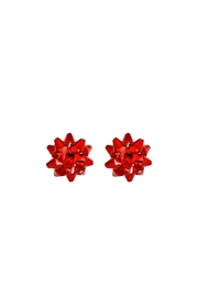 Wild Lilies Jewelry  Bow Stud Earrings - Product Mini Image