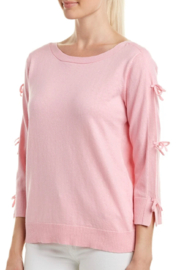 Tyler Boe Bow Sweater - Front cropped