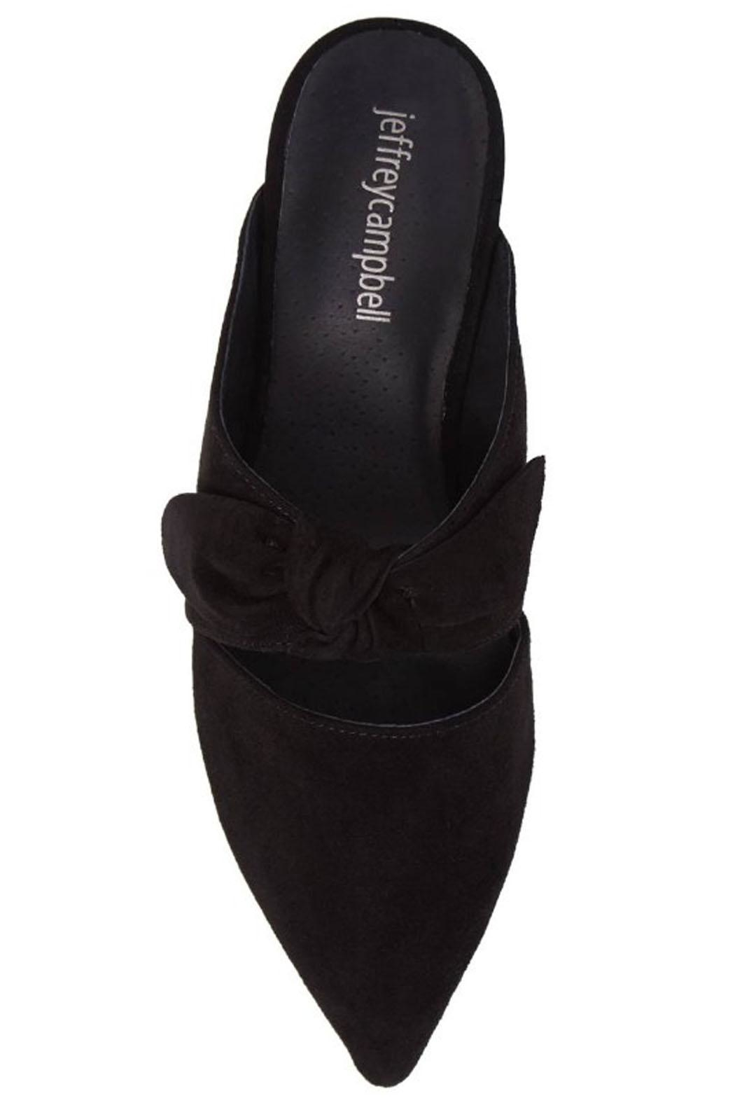 Jeffrey Campbell Bow Tie Mule - Side Cropped Image