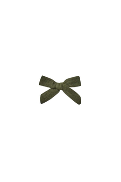 Rylee & Cru Bow With Clip - Forest - Alternate List Image