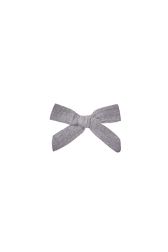 Rylee & Cru Bow With Clip - Periwinkle - Alternate List Image