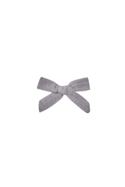 Rylee & Cru Bow With Clip - Periwinkle - Product Mini Image