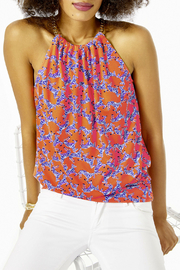 Lilly Pulitzer  Bowen Halter Top - Product Mini Image