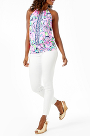 Lilly Pulitzer  Bowen Top - Back cropped