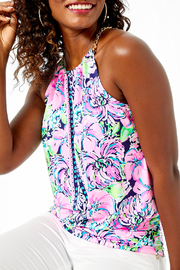 Lilly Pulitzer  Bowen Top - Front cropped