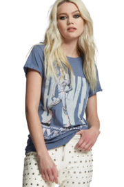 Recycled Karma Bowie Live Hollywood Tee - Product Mini Image