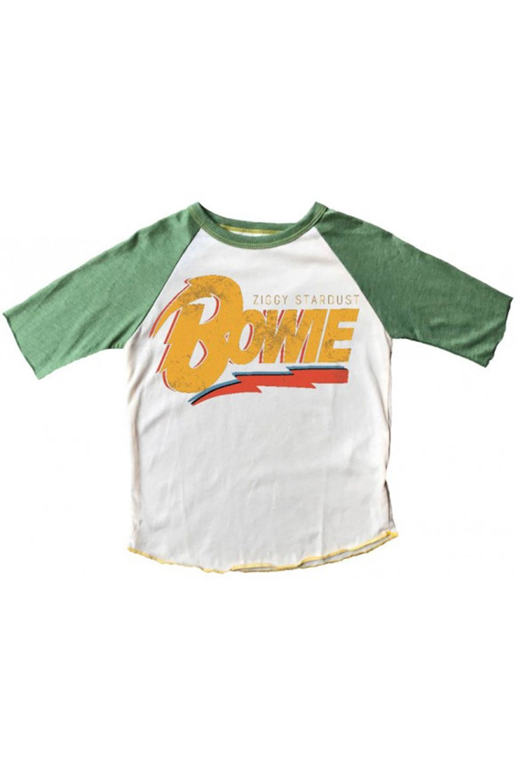 Rowdy Sprout Bowie Raglan - Main Image