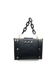 INZI Box Bag Crossbody - Side cropped