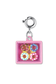 Charm It Box Of Donuts Charm - Front cropped