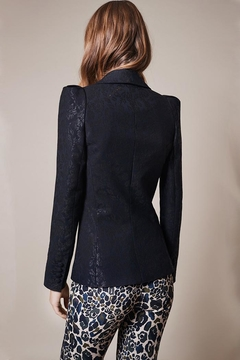 Smythe Box-Pleat Floral Blazer - Alternate List Image