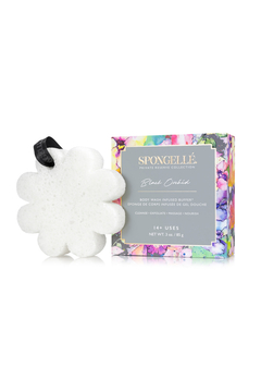 Spongelle BOXED FLOWER-BLACK ORCHID - Alternate List Image