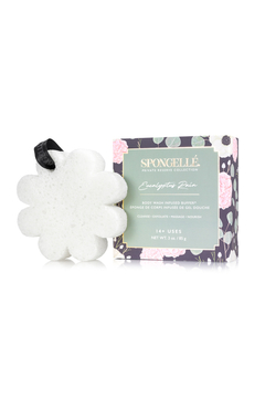 Spongelle BOXED FLOWER-EUCALYPTUS RAIN - Alternate List Image