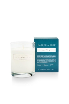 Magnolia Home Boxed Glass Candle - Alternate List Image