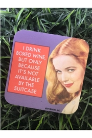 High Cotton Boxed Wine Coaster - Product Mini Image
