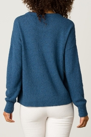 Margaret O'Leary Boxy Crew Neck - Side cropped
