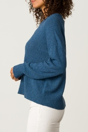 Margaret O'Leary Boxy Crew Neck - Front full body