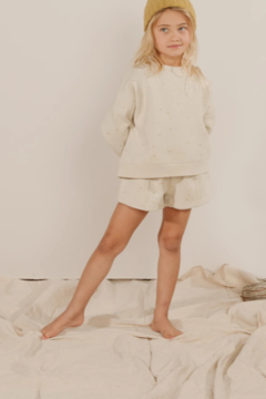 Shoptiques Product: Boxy Fleece Pullover