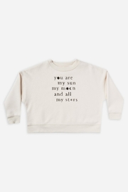 Rylee & Cru Boxy Pullover - Product Mini Image