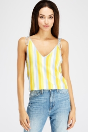 storia Boxy Stripe Tank - Product Mini Image