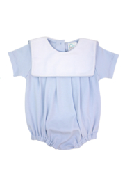 Paty Inc Boy Bubble with Bib - Front cropped