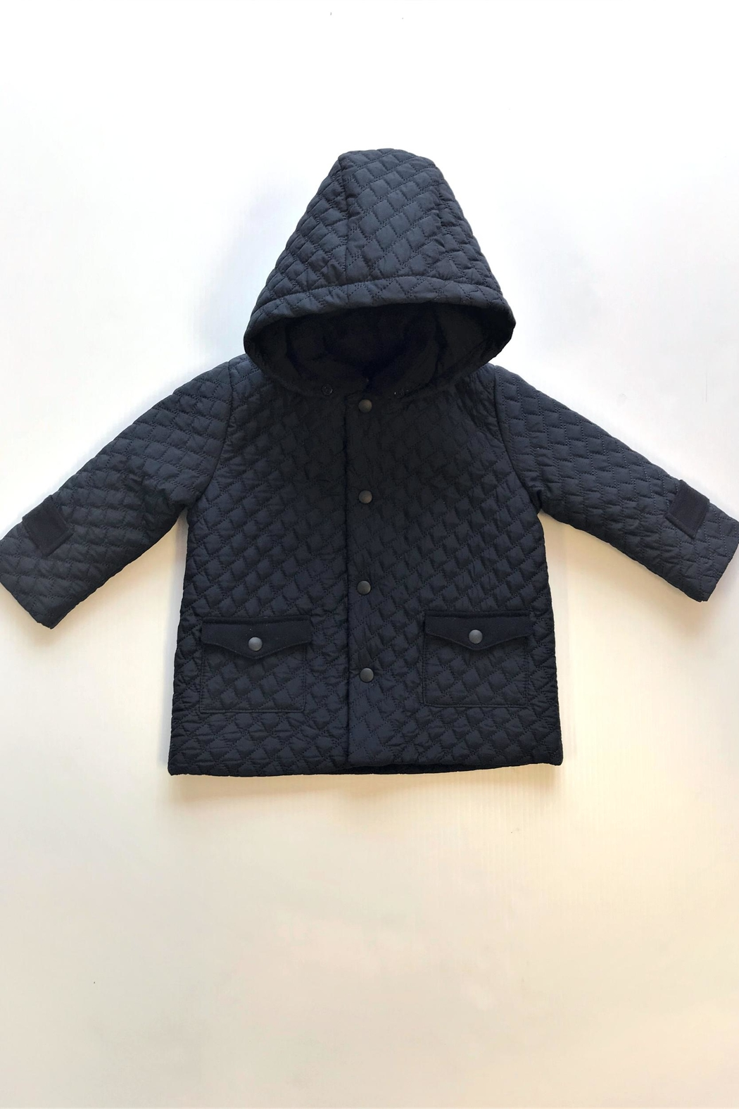 Patachou Boy Coat - Front Cropped Image