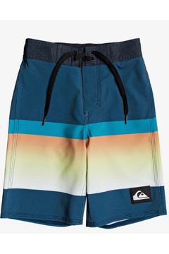 "Shoptiques Product: Boy's 2-7 Highline Slab 14"" Board Shorts"