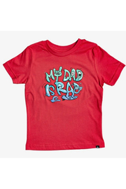 Quiksilver Rad Dad T-Shirt - Product Mini Image