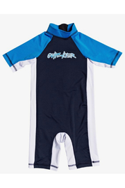 Quiksilver Spring Short Sleeve UPF 50 Rash Vest - Product Mini Image