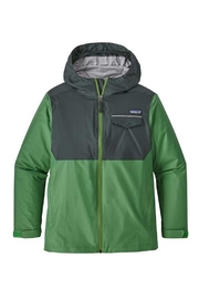 Patagonia Boy's Torrentshell Rain-Jacket - Front cropped